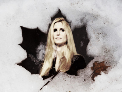 Ann Coulter in Canada