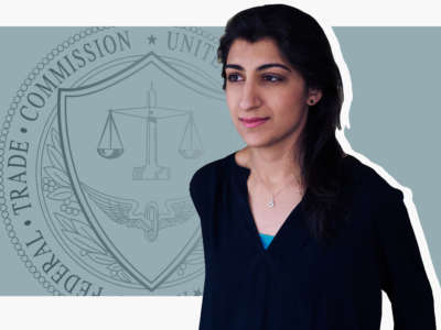 Legal scholar Lina Khan has been nominated to the Federal Trade Commission by President Joe Biden.