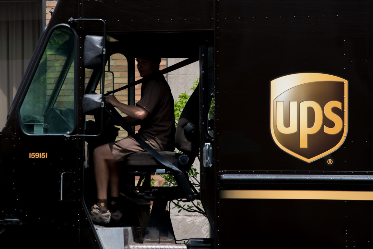 Over 90 Percent of UPS Teamsters Just Voted to Strike