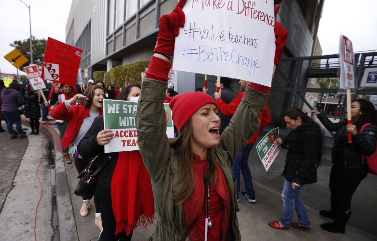Los Angeles teachers strike ends, tentative deal reached with school district