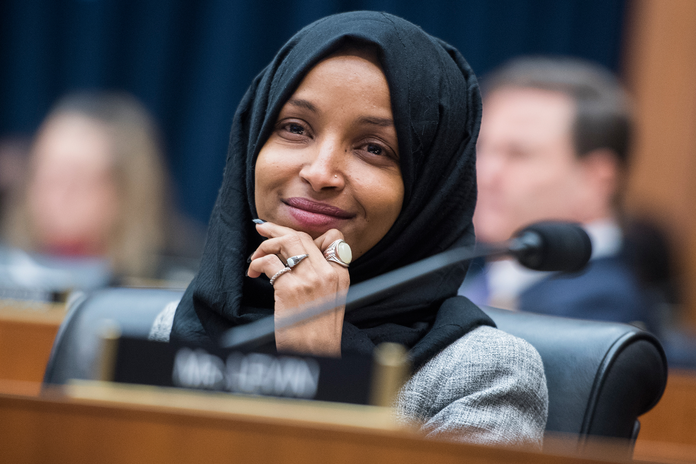 In Condemning Ilhan Omar, Democrats Have Proved Her...