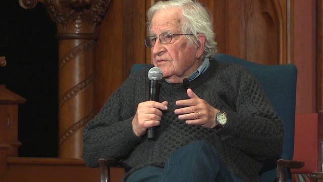 Noam Chomsky: The Green New Deal Is Exactly the Right...