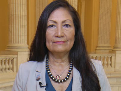 Rep. Deb Haaland Introduces Bill to Make Uber, Lyft Pay Their Fair Share of Tax