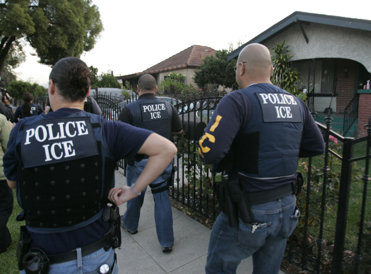 ICE Raids Benefit Bosses by Creating Fear in...