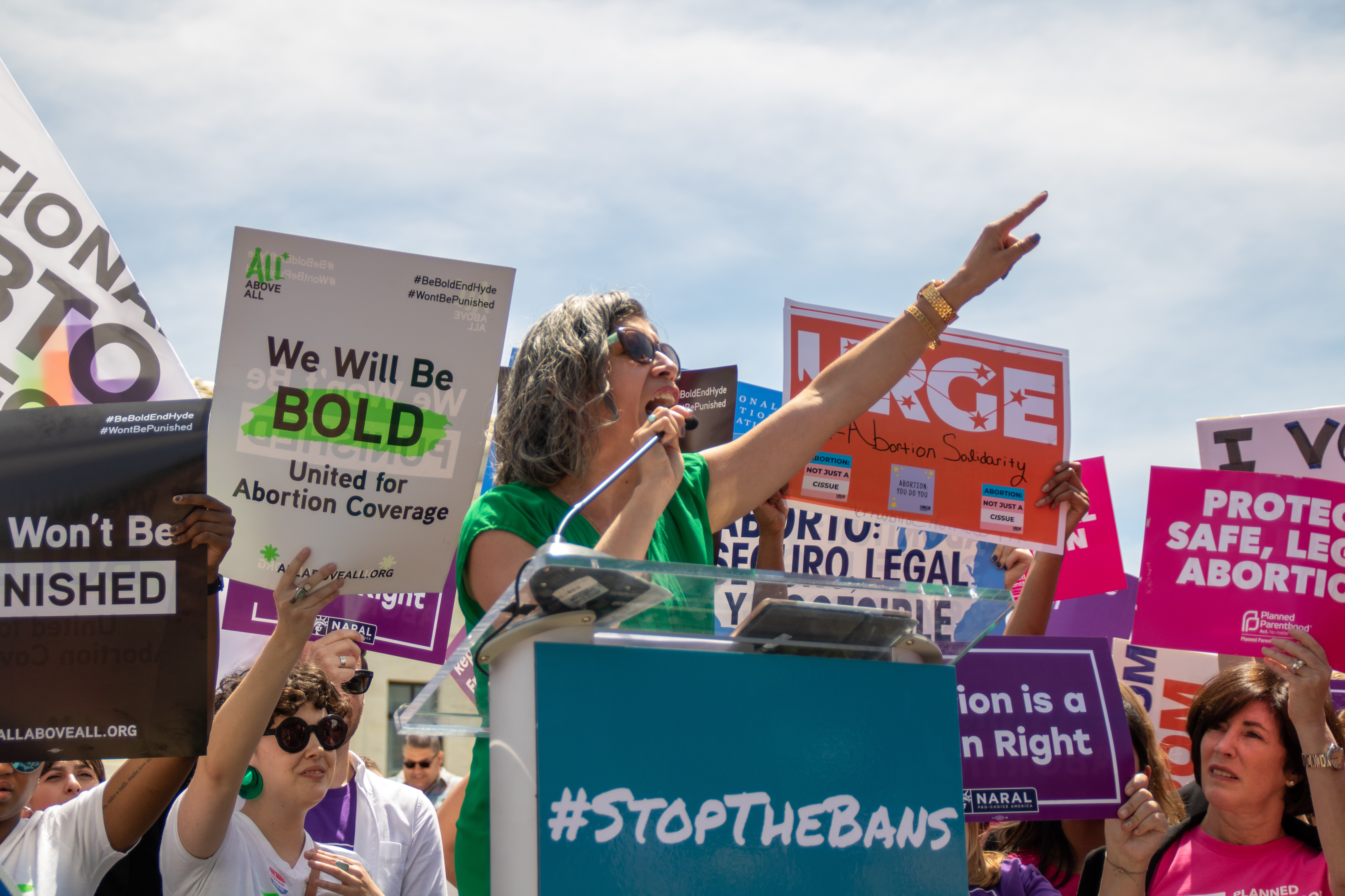 """47 Years After """"Roe v. Wade,"""" Theoretical Abortion Rights Are Not Enough"""