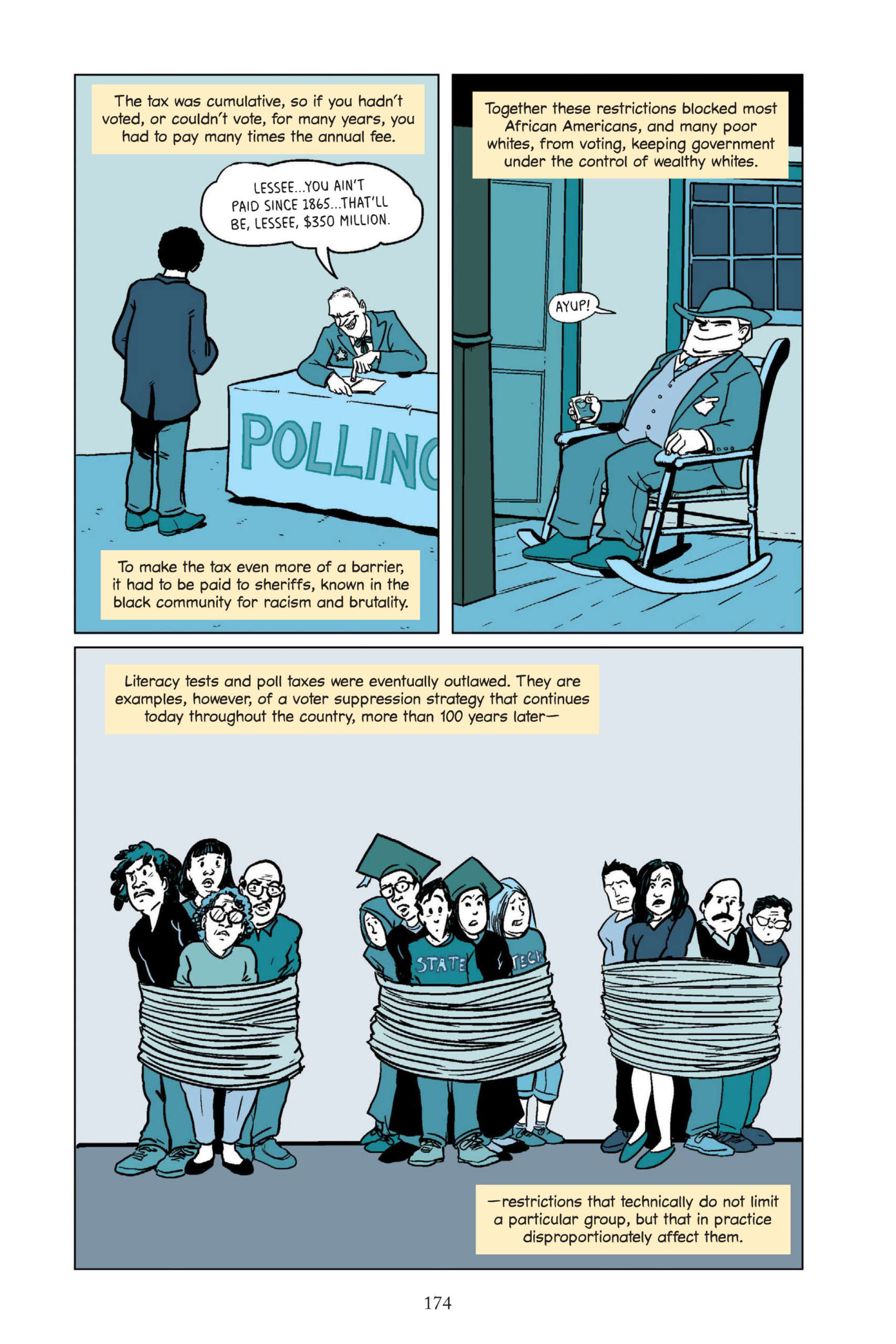 Unrig: How to Fix Our Broken Democracy - Who Votes? page 5