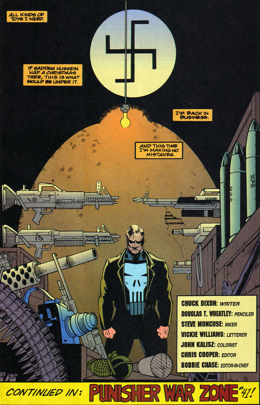 Punisher War Journal #79.