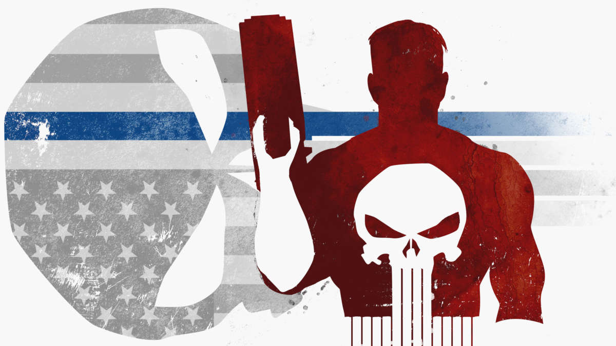 Meaning punisher logo Digging Into
