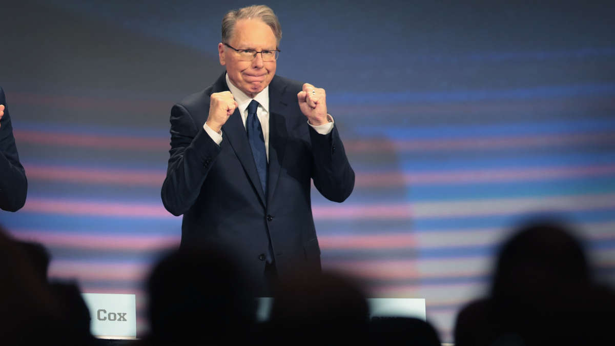 NRA Files for Bankruptcy Months After Suit Revealed Internal Culture of Fraud