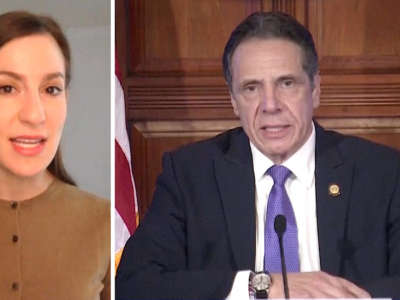 Cuomo Has Worked to Protect Himself, Not New York's People, Says State Senator