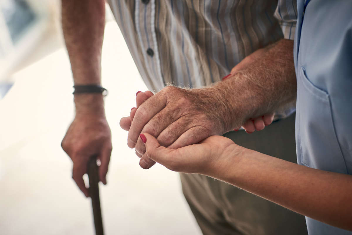 New research reveals nursing homes owned by private equity investors have higher death rates.