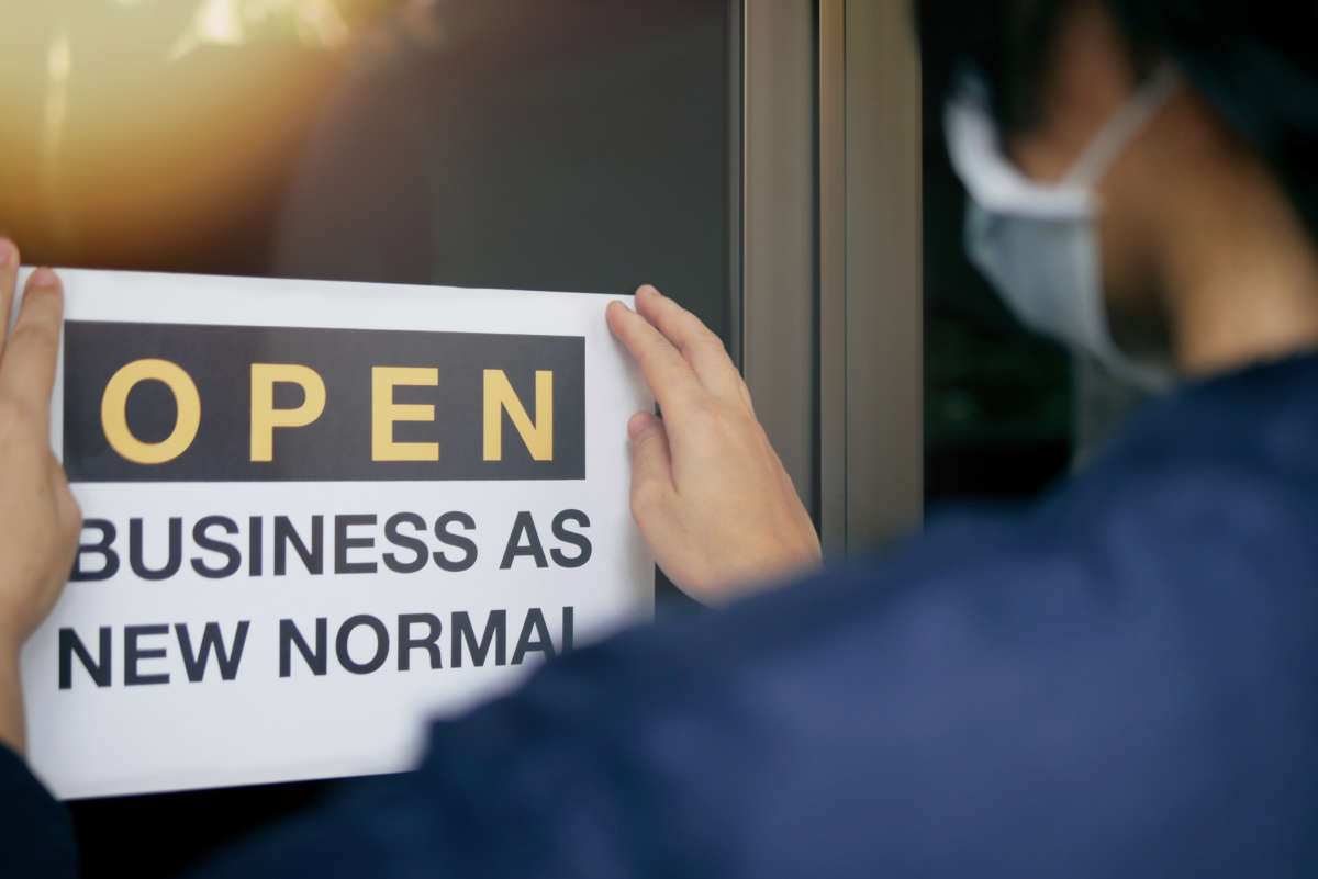 As businesses reopen, workplace outbreaks and infections are diminishing, but at an agonizingly slow rate.