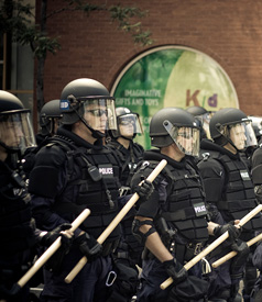 US Government Report Argues for Police Force for American Interventions Overseas