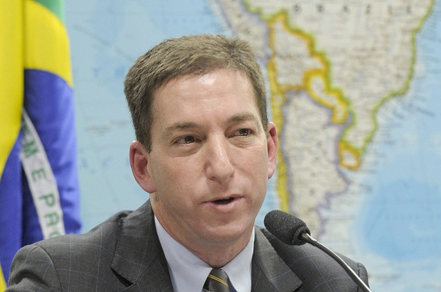 Glenn Greenwald. (Photo: <a href=