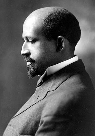 Famed intellectual W.E.B. Du Bois, who embraced communism and fathered the Pan-Africanist movement after founding the NAACP.