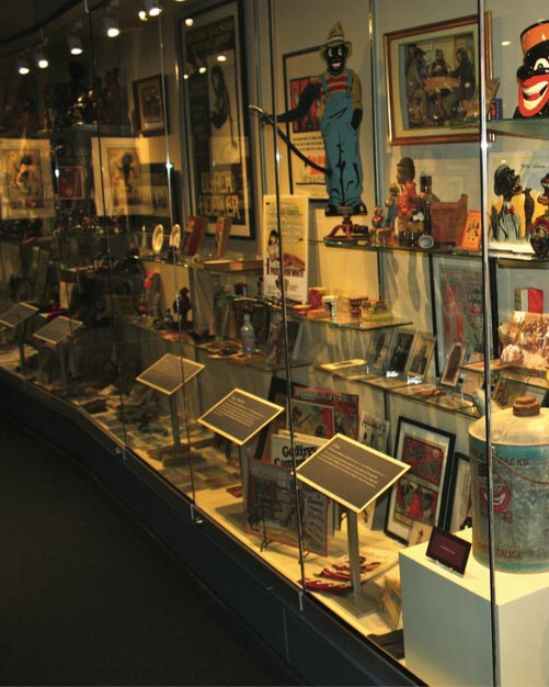 Each year, thousands of people visit the Jim Crow Museum of Racist Memorabilia. (Photo: David Pilgrim/PM Press)