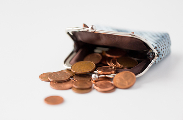 (Photo: Empty Wallet via Shutterstock)